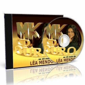 Léa Mendonça - As 10 mais - MK Ouro